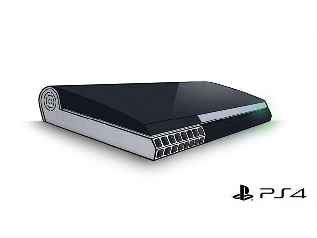 Une image de la PlayStation 4