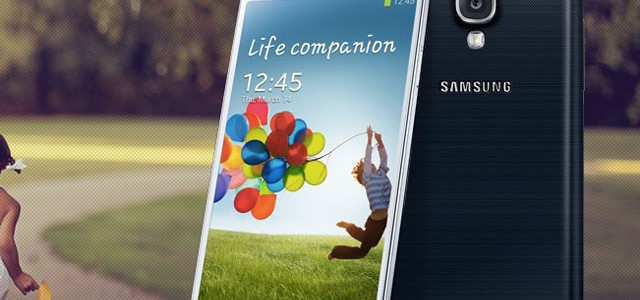 Grosse réduction sur le Samsung Galaxy S4