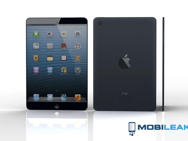 Rendu iPad Mini 2