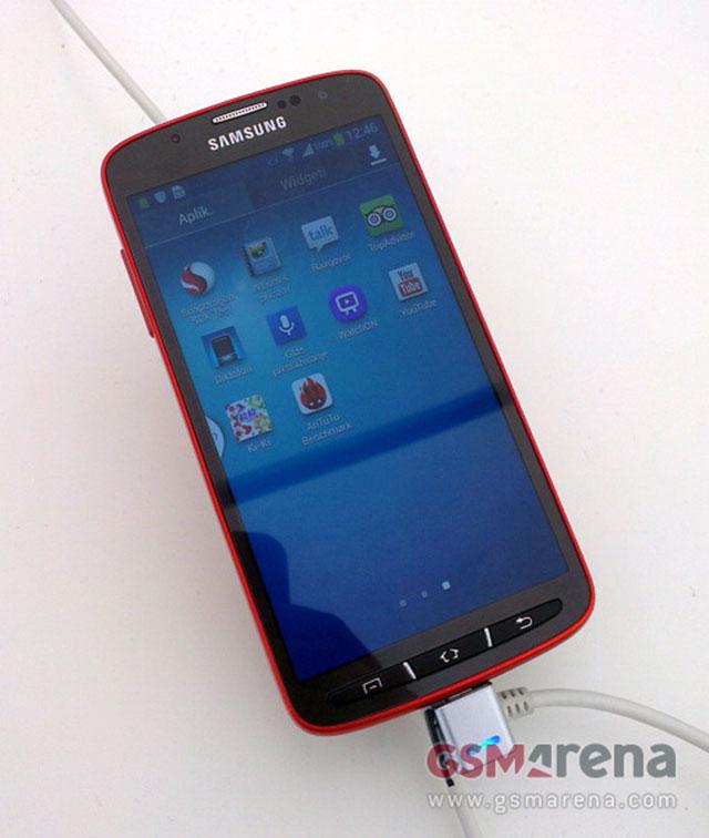 Samsung Galaxy S4 Active : une seconde image
