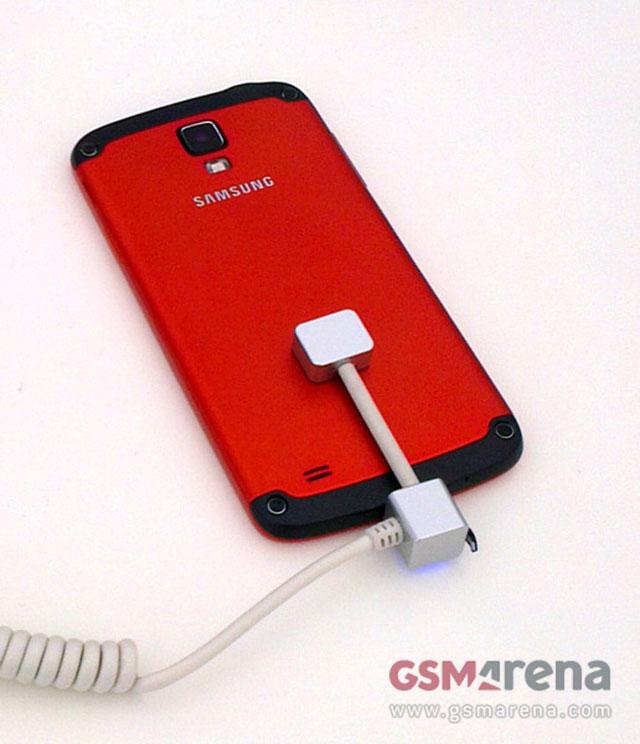 Samsung Galaxy S4 Active : une quatrième image
