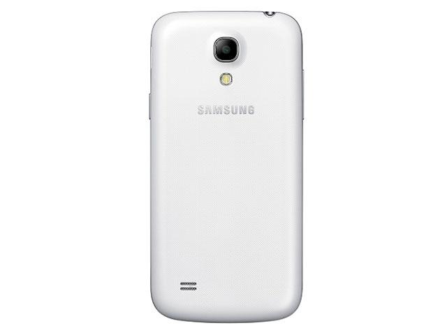 Samsung Galaxy S4 Mini : la coque arrière du modèle blanc