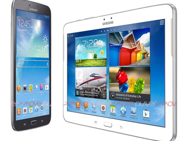 Samsung Galaxy Tab 3 : encore une photo de famille