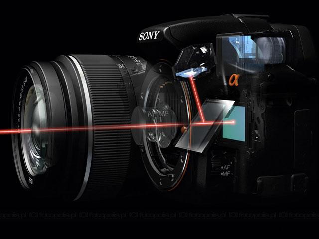 Sony : bientôt plus de miroir pour les SLT ?