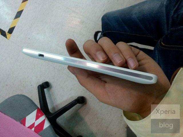 Sony Xperia S39h : une quatrième image