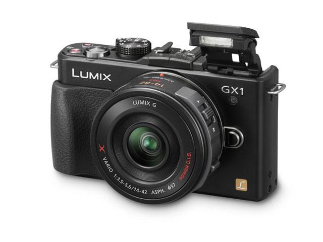 Des spécifications pour le Panasonic Lumix GX2
