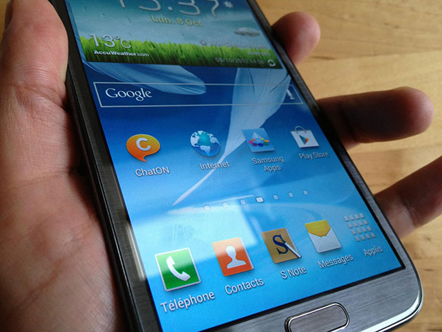 OIS Galaxy Note 3