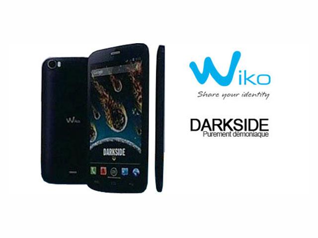 Wiko : deux nouveaux mobiles, le Stairway et le Darkside