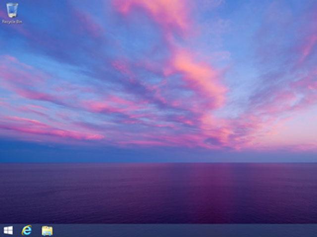 "Windows 8.1 : menu ""démarrer"""
