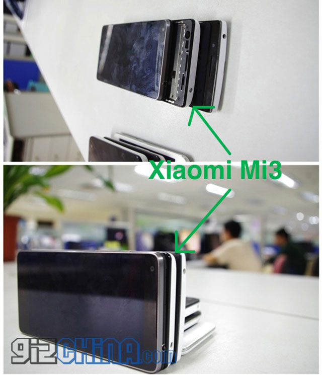 Xiaomi Mi3 : une quatrième image