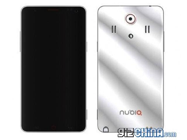 ZTE Nubia Z7 : SnapDragon 800 et 4 Go de RAM ?