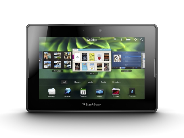 BlackBerry 10 PlayBook