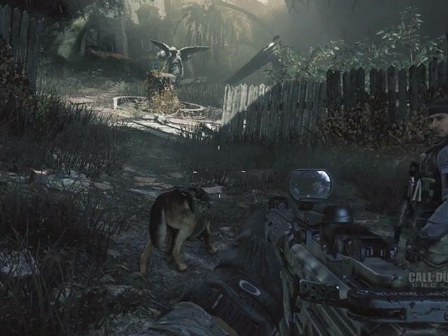 Vidéo Call of Duty Ghosts