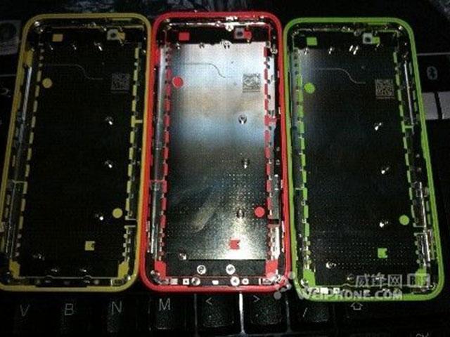 """Troisième image de la coque de l'iPhone """"low cost"""""""