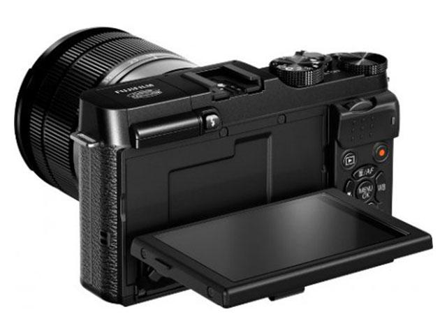 Fujifilm X-M1 noir