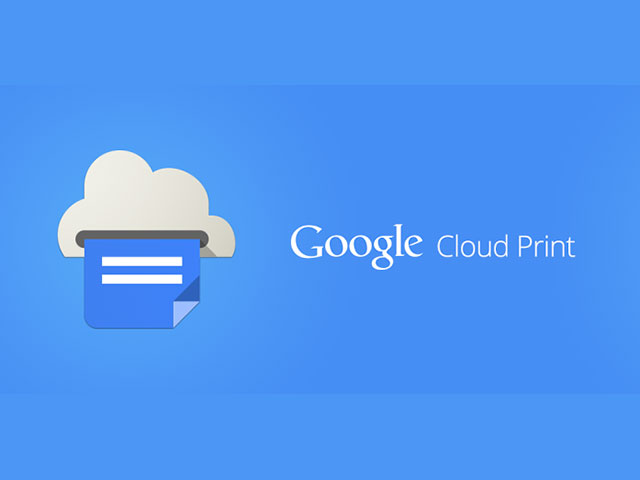 google cloud print une application pour android. Black Bedroom Furniture Sets. Home Design Ideas