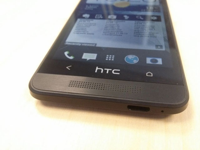 HTC One Mini : une seconde image