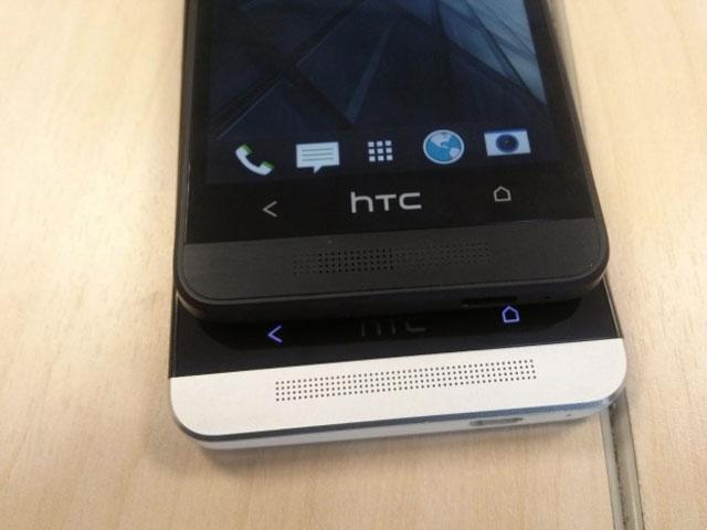 HTC One Mini : une cinquième image