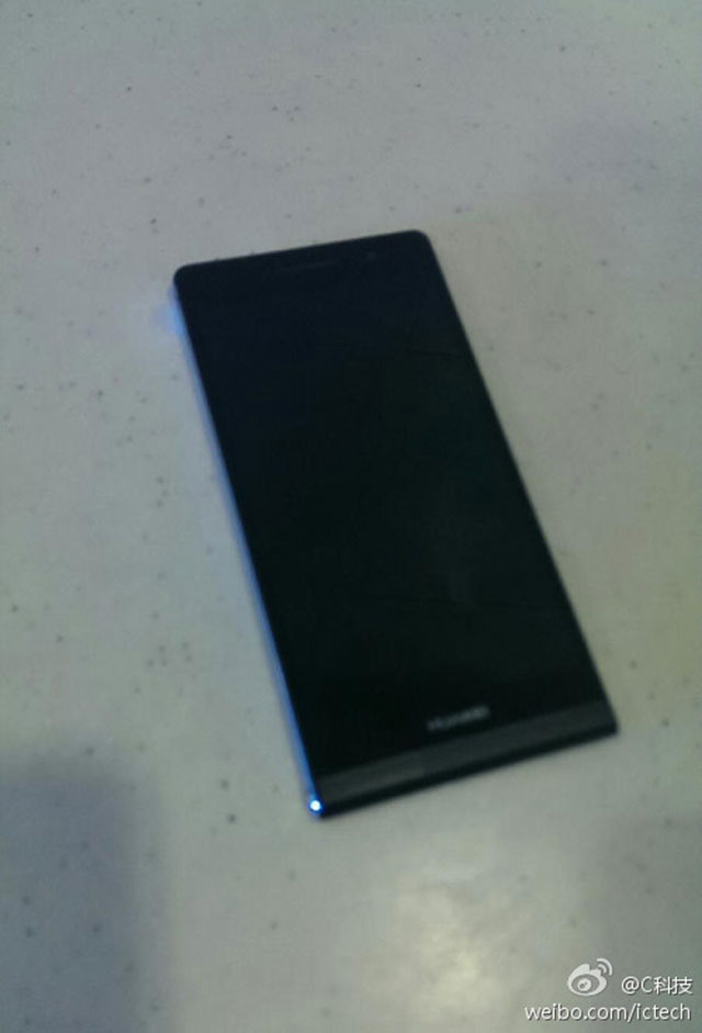 Huawei Ascend P6 : une seconde image