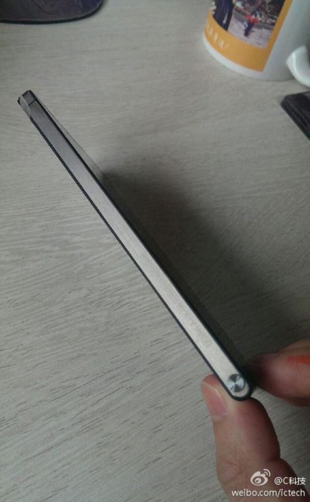 Huawei Ascend P6 : une cinquième image