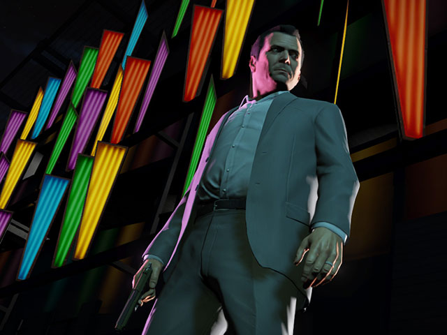 GTA 5 : ambiance disco