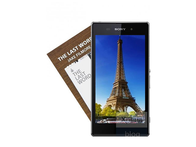 Première image presse Sony Xperia i1 Honami