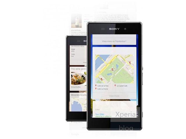 Seconde image presse Sony Xperia i1 Honami
