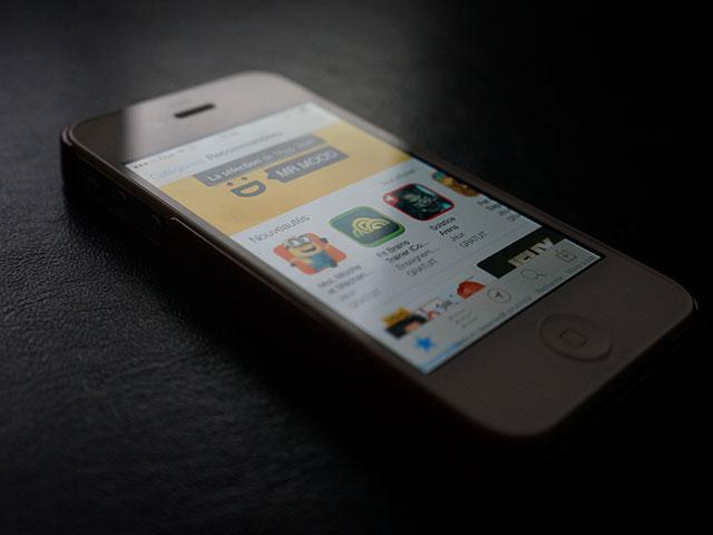 Vidéo AppStore iOS 7