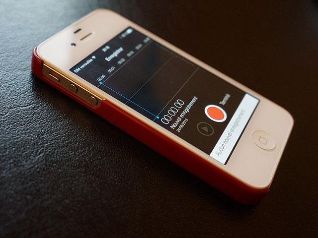 iOS 7 bêta 2