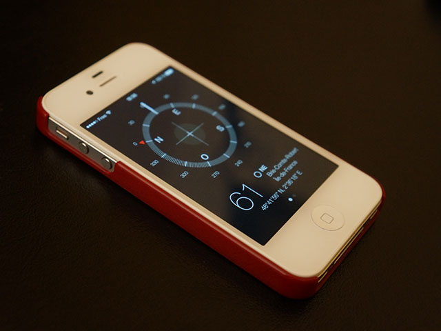Vidéo Boussole iOS 7