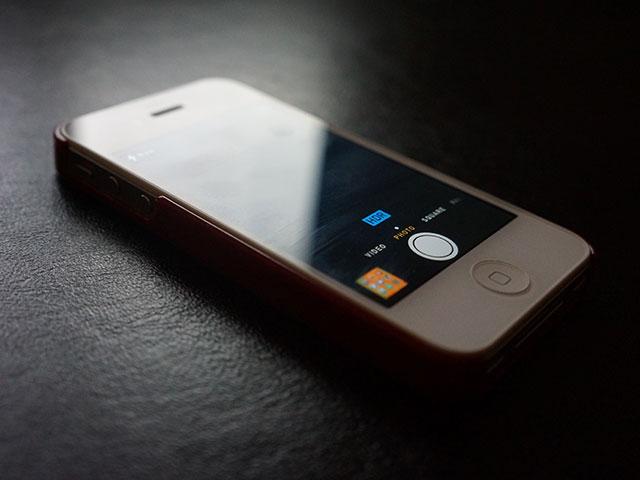 Vidéo Caméra iOS 7