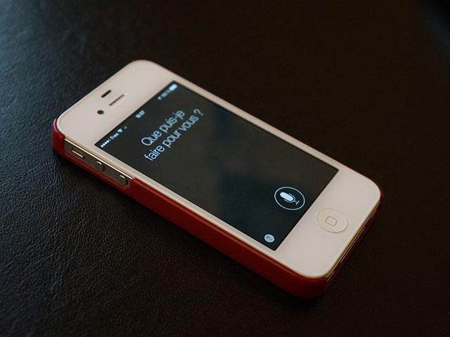 Vidéo Siri iOS 7