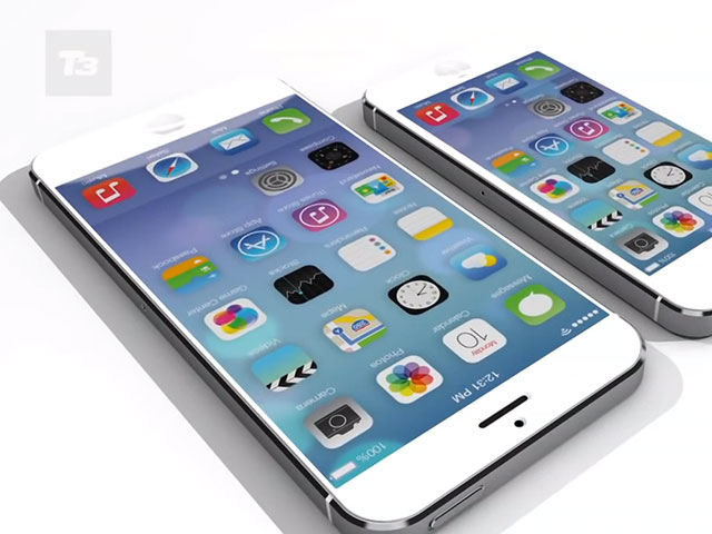 Concept iPhone 5.7