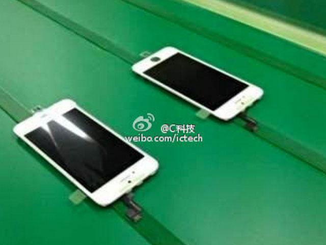 iPhone 5S : une première photo de la face avant