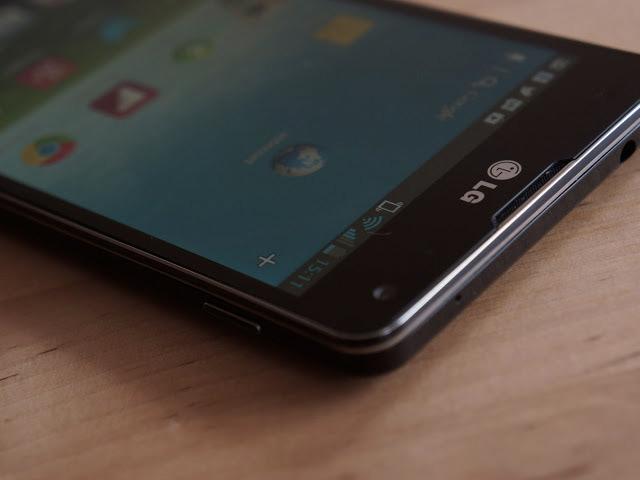 LG Optimus G2 en août