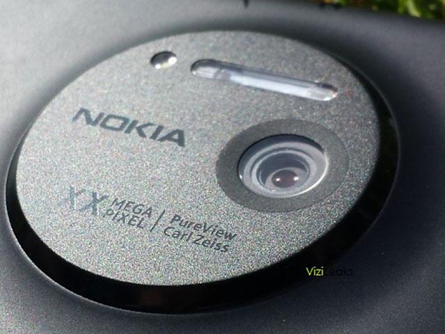 Nokia EOS : en pleine nature (bis)