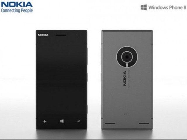 Nouvelle Photo Nokia EOS