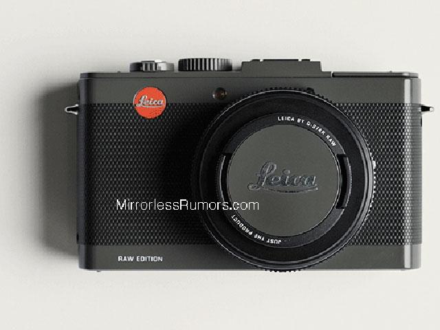 Nouveau Leica : une seconde photo