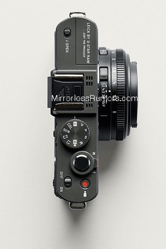 Nouveau Leica : une troisième photo