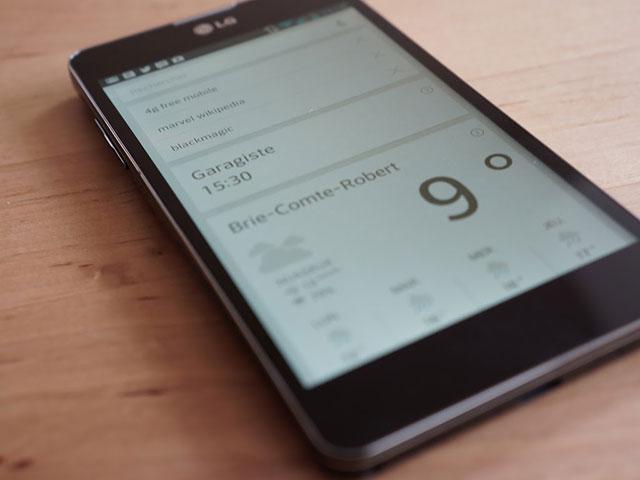 Nouveautés Google Now Juin 2013