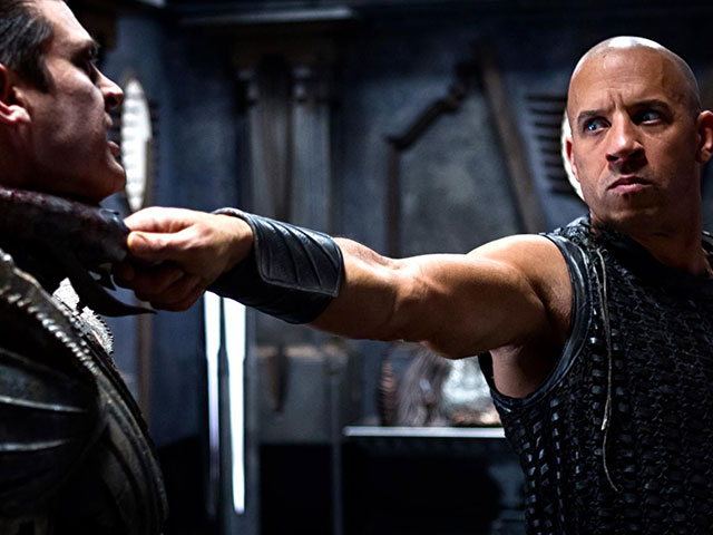 Nouvelle bande annonce Riddick