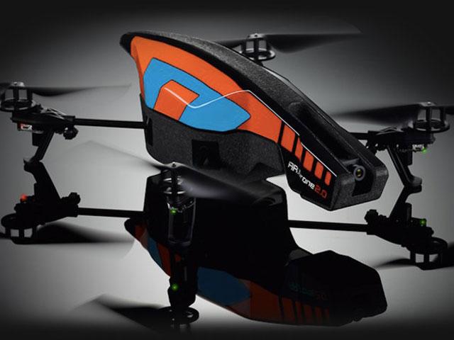 Nouveautés 2013 Parrot AR.Drone 2