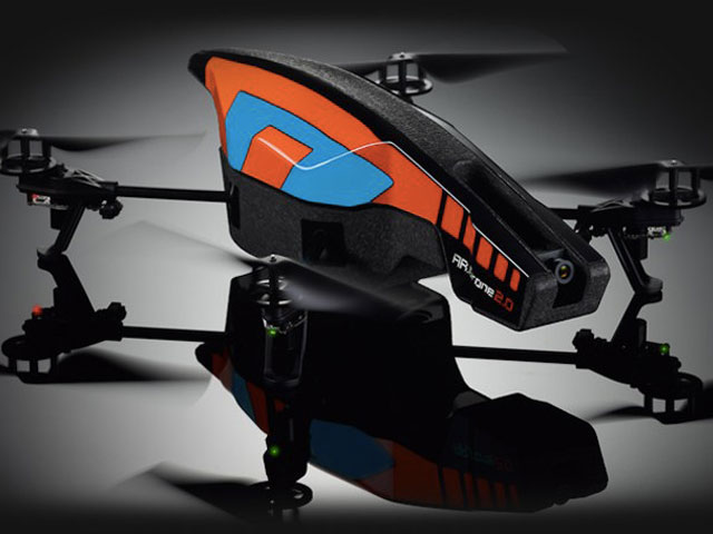 drone avec camera autorisation