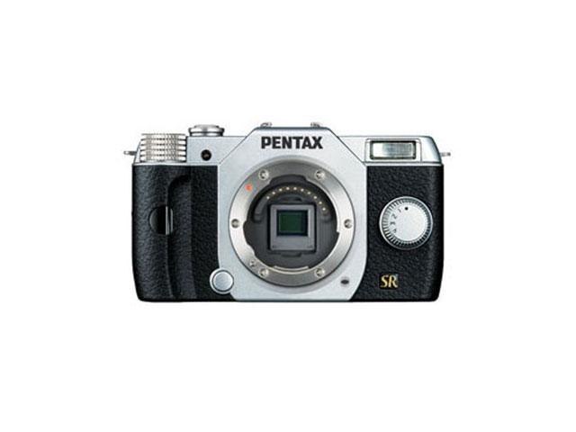 Photo Pentax Q7 en gris