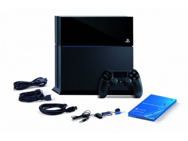 Photo boite PlayStation 4