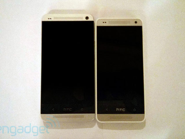 Nouvelle photo HTC One Mini