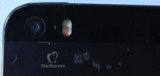 Capteur de l'iPhone 5S