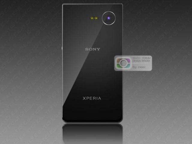 Rendu Sony Honami : une première image