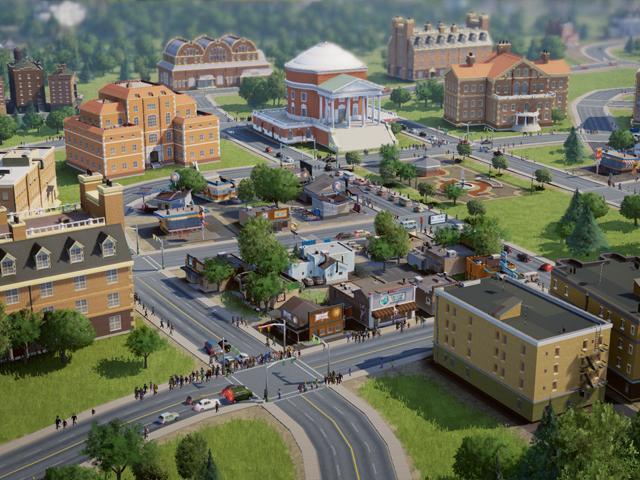 Nouveau retard SimCity OS X