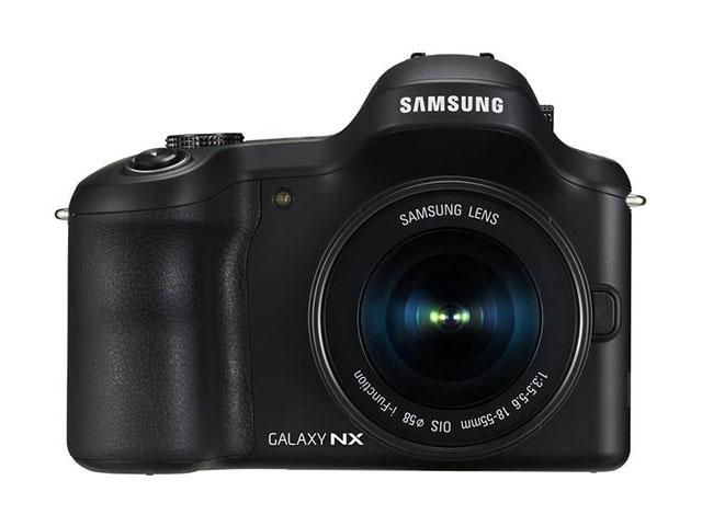 Samsung Galaxy NX : une première image